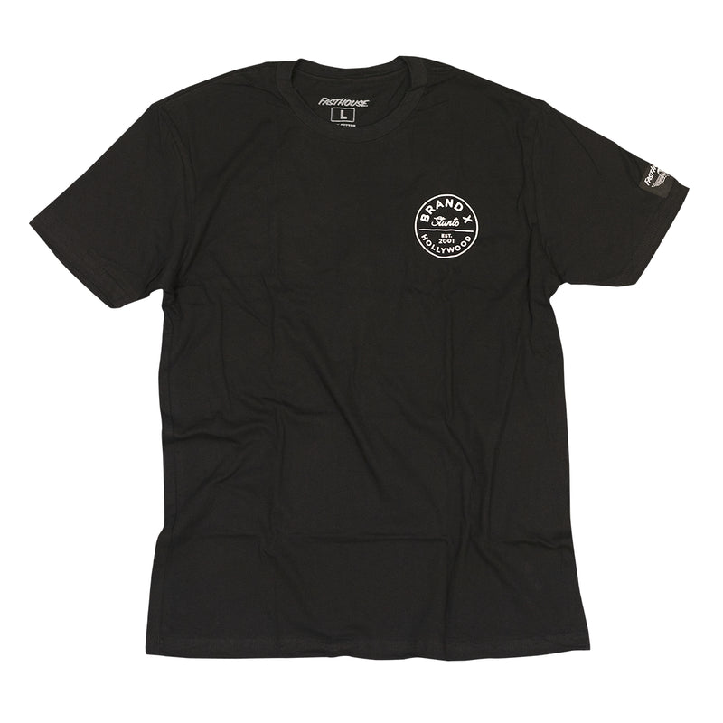 Fasthouse - Brand X Circuit Tee - Black