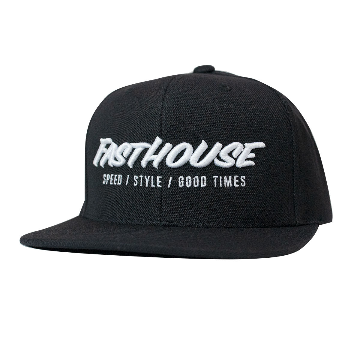 Fasthouse Classic Hat - Black