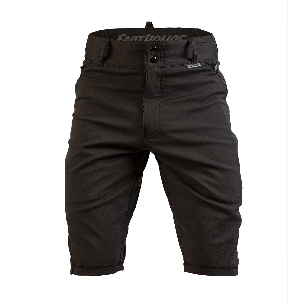 Fasthouse - Crossline MTB Short - Solid Black
