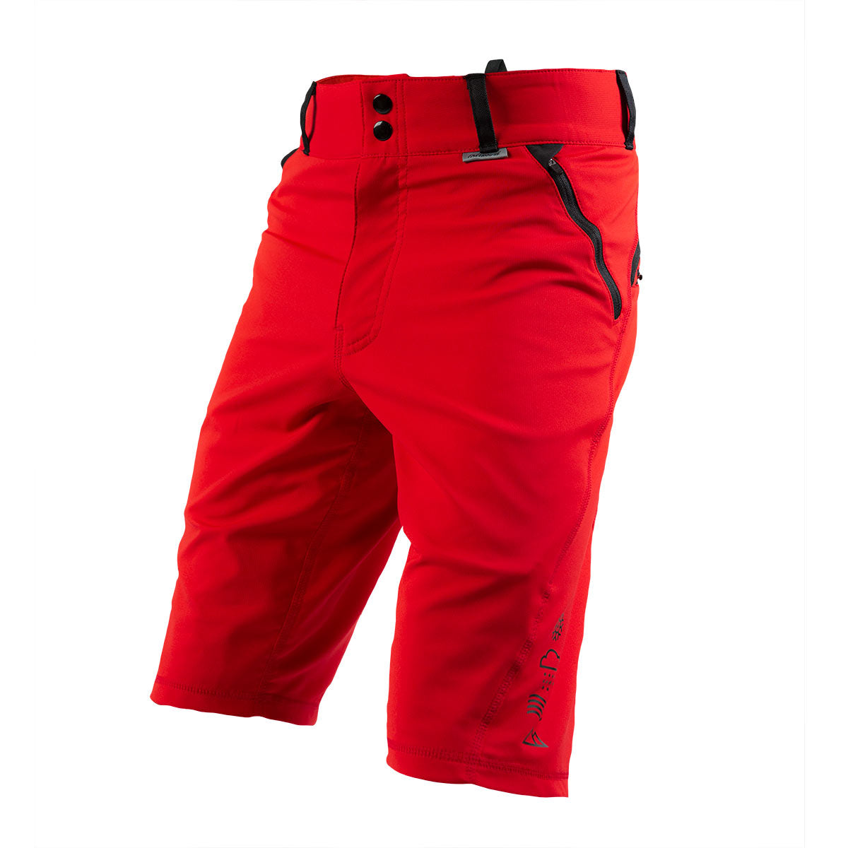 Fasthouse - Crossline MTB Short - Red