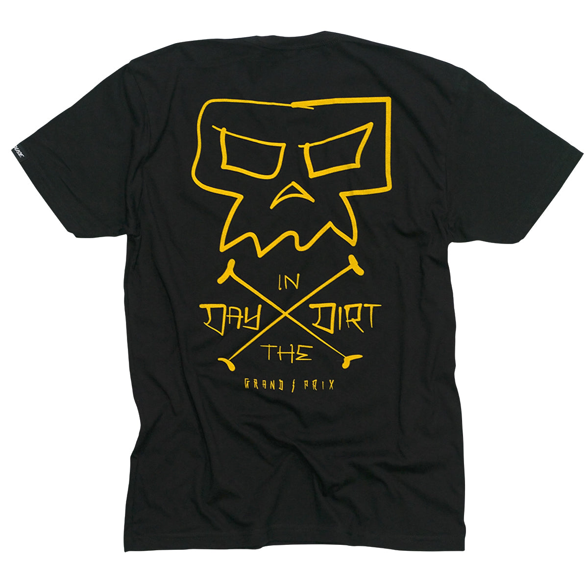 Day in the Dirt No Man Youth Tee - Black