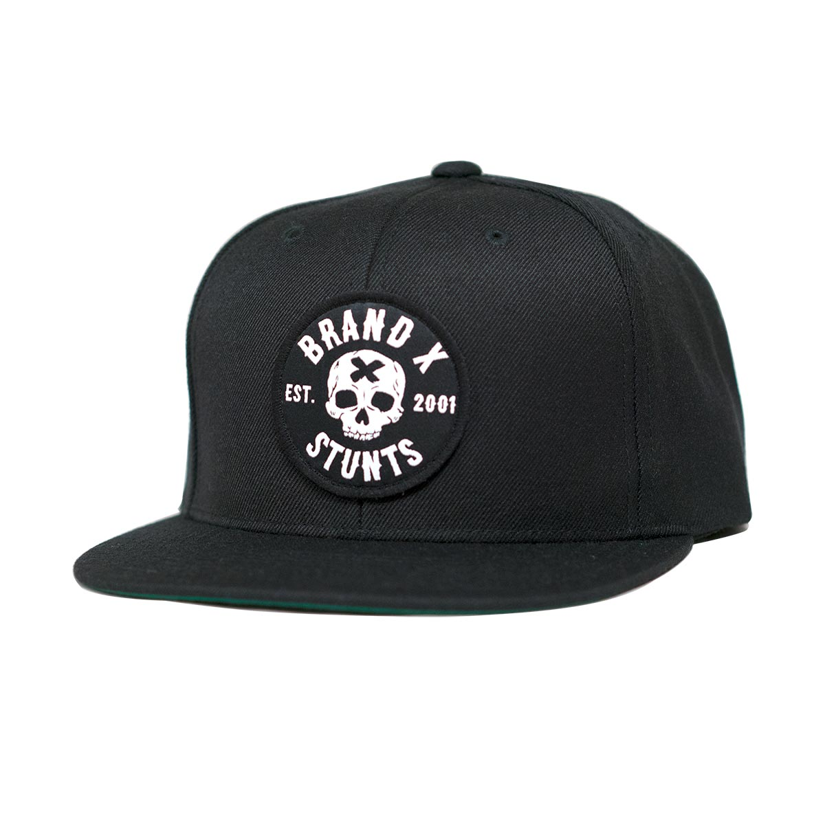 Fasthouse - Brand X, X Man Hat - Black