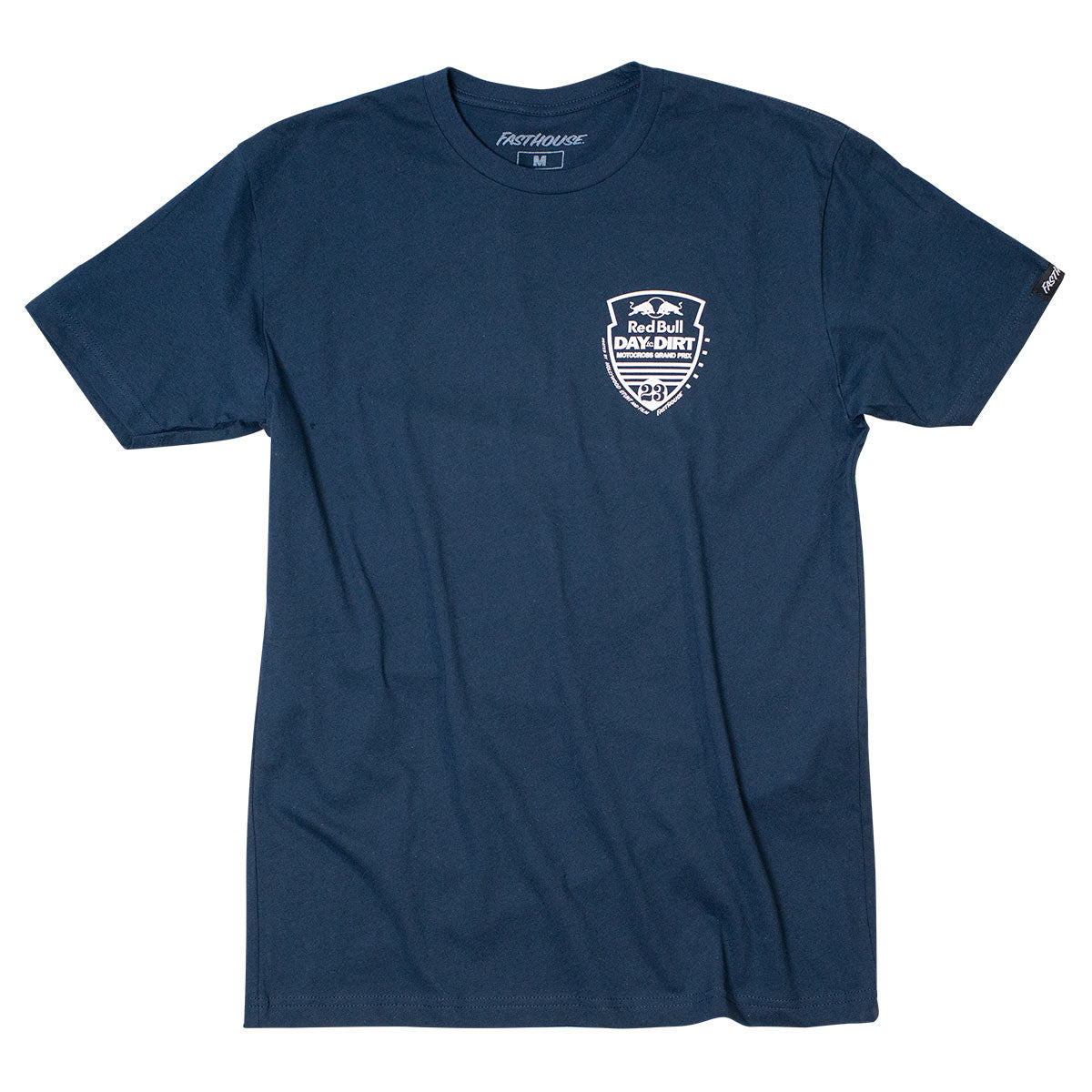 Red Bull Day in the Dirt 23 Tee - Navy