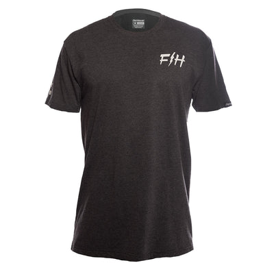 Dart Tech Tee - Dark Heather