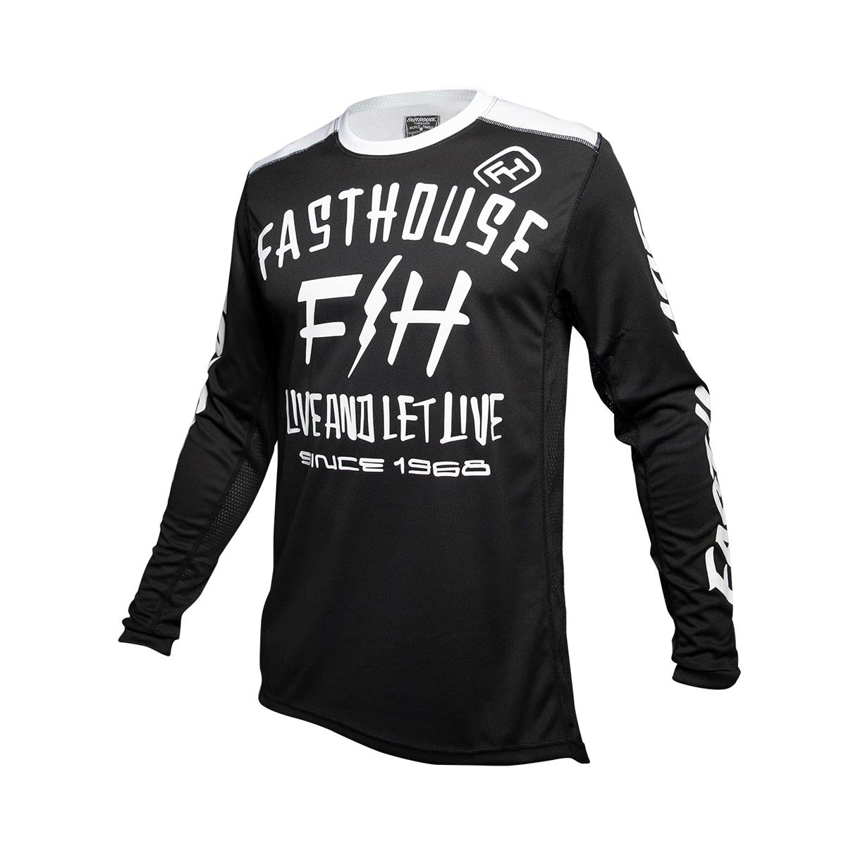 Fasthouse - Dickson Youth Jersey - Black