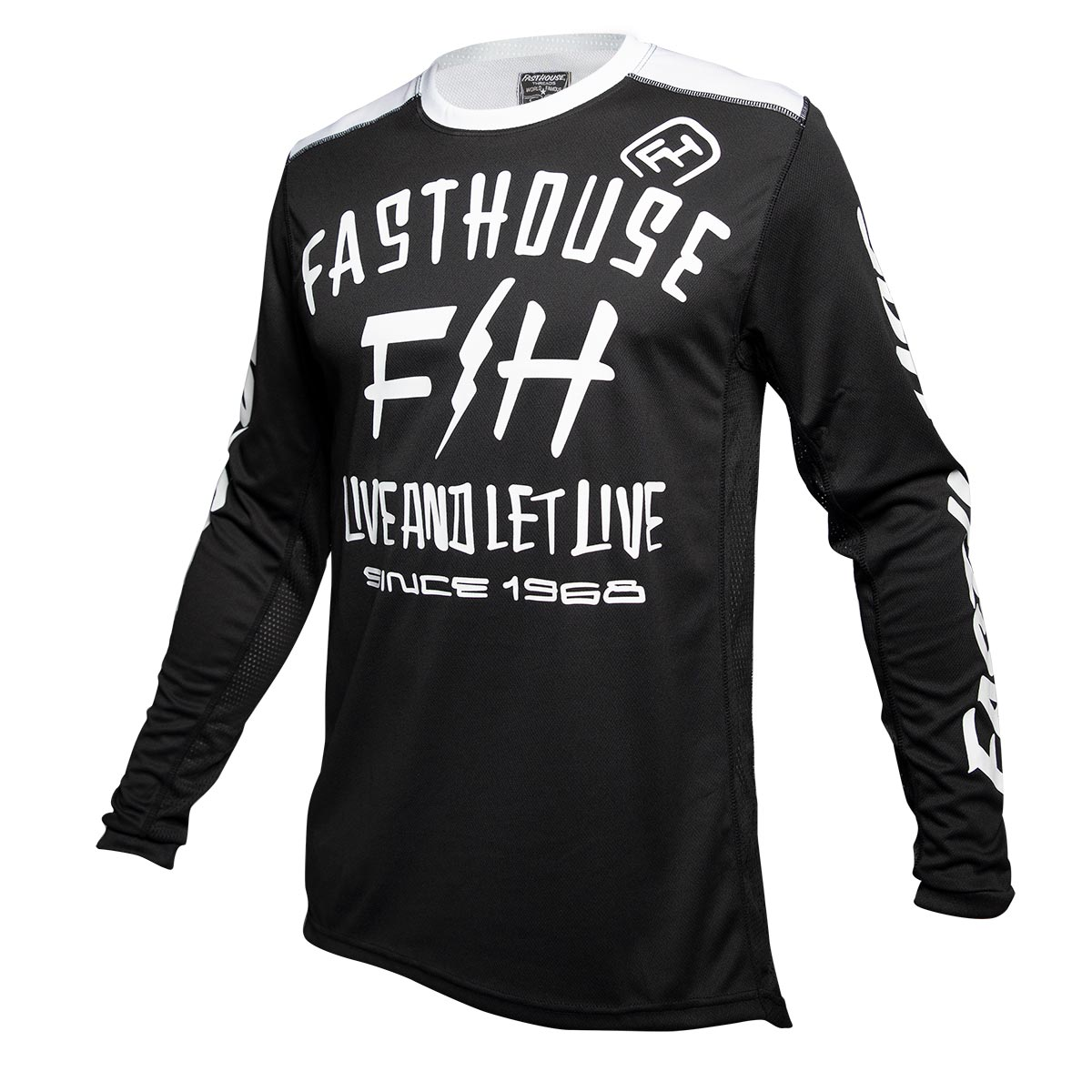 Fasthouse - Dickson Jersey - Black