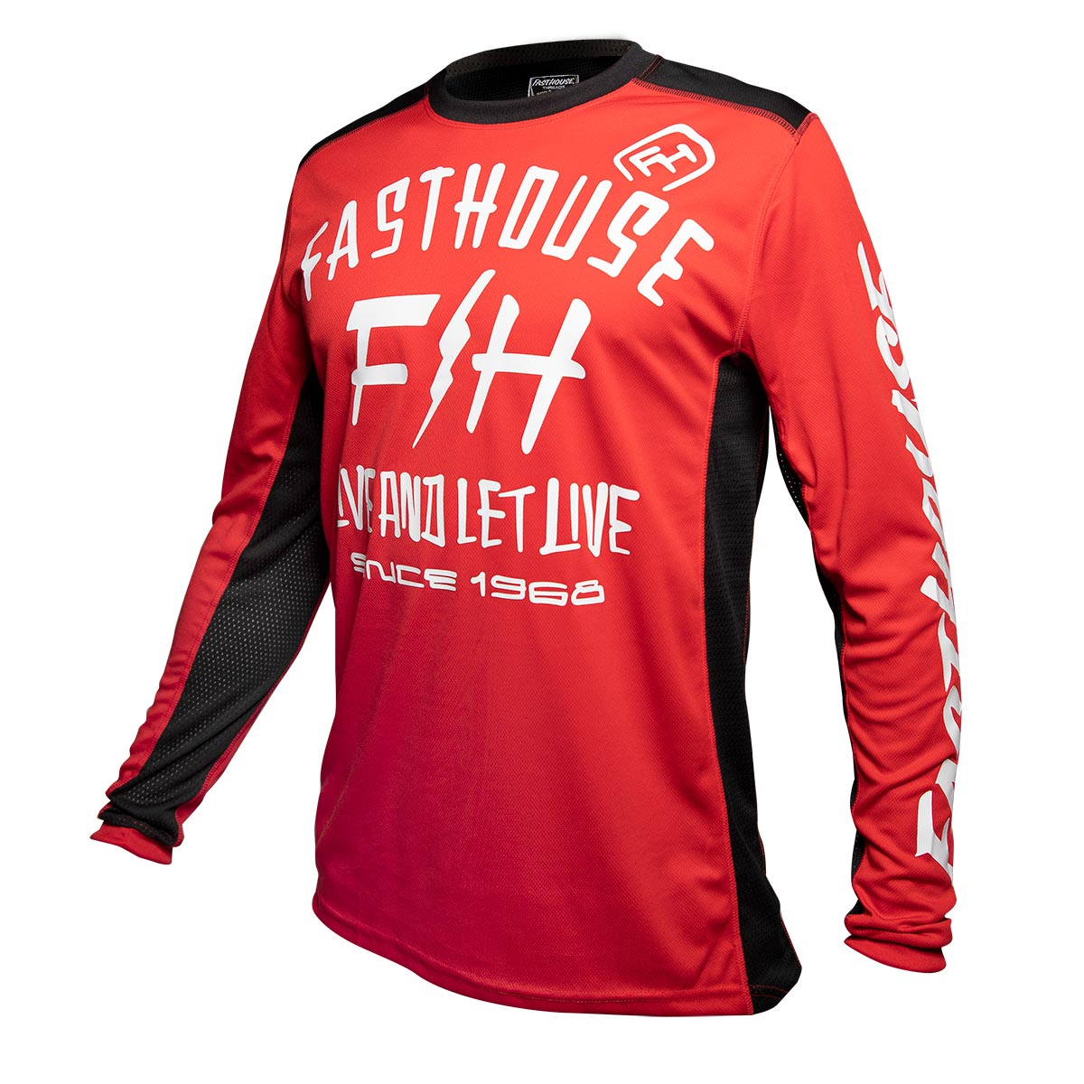 Fasthouse - Dickson Jersey - Red