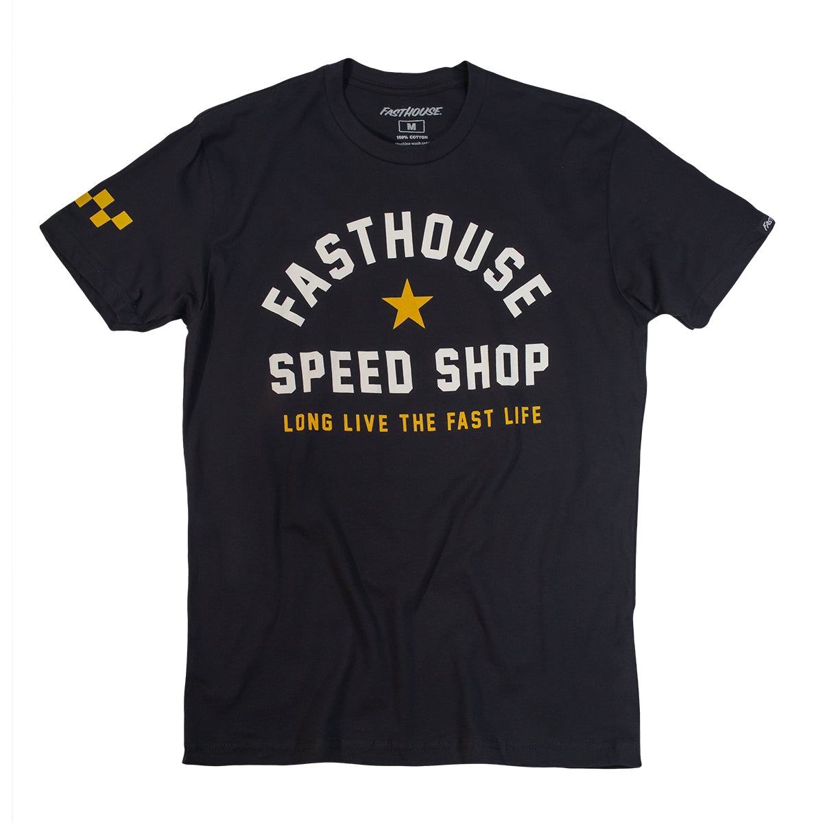 Fasthouse - Fast Life Tee - Black