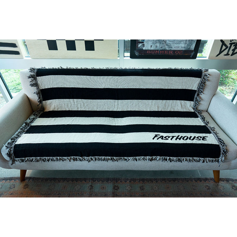 Fasthouse - Fasthouse Throw Blanket
