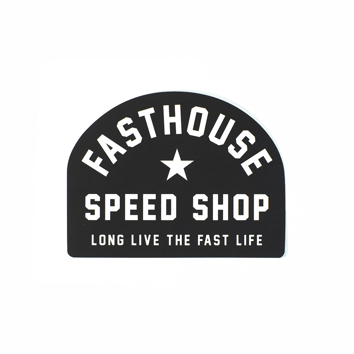 Fasthouse - Fast Life Sticker