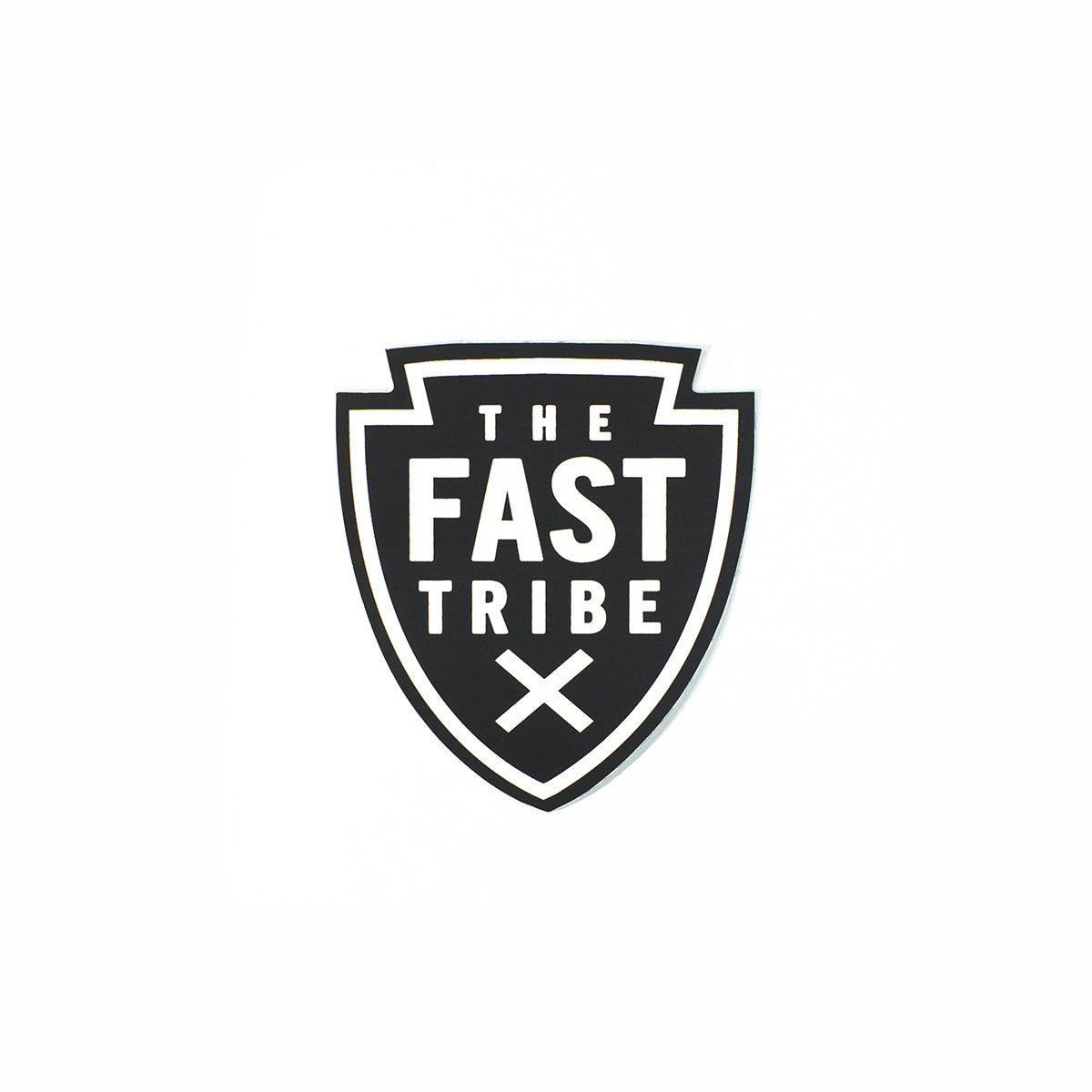 Fasthouse - Fast Tribe Sticker
