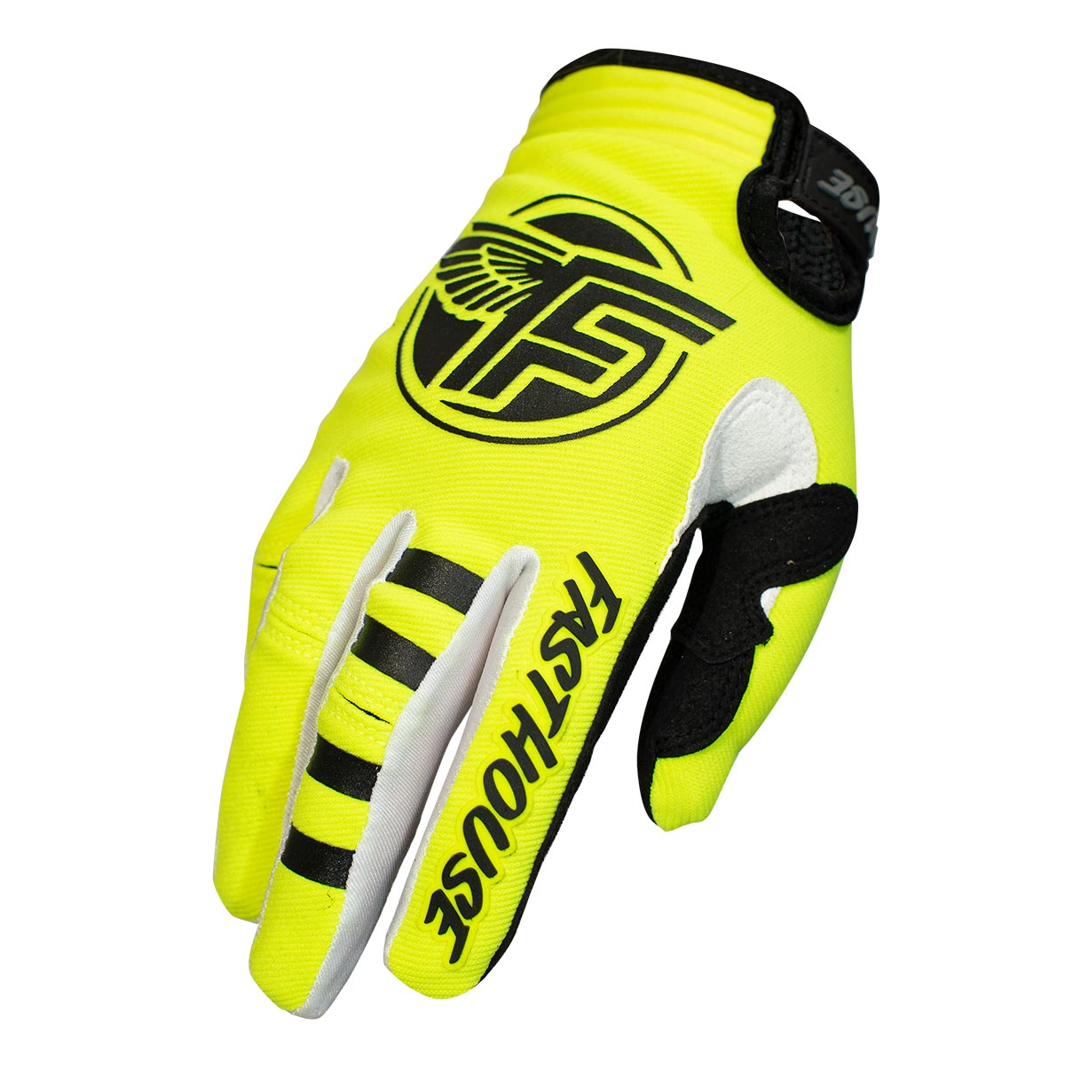 Speed Style Flight Glove - High Viz