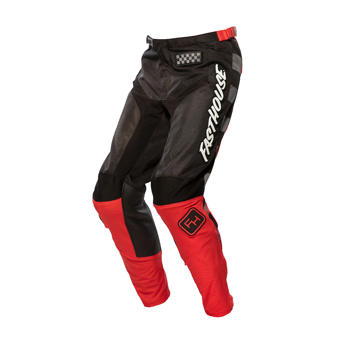 Grindhouse 2.0 Youth Pant - Black/Red