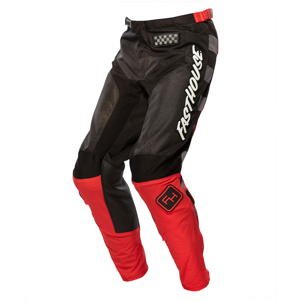 Grindhouse 2.0 Pants - Black/Red