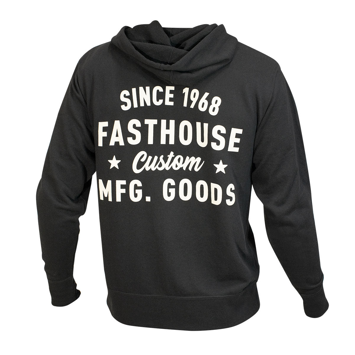 Fasthouse - Garage Hooded Zip-Up - Black