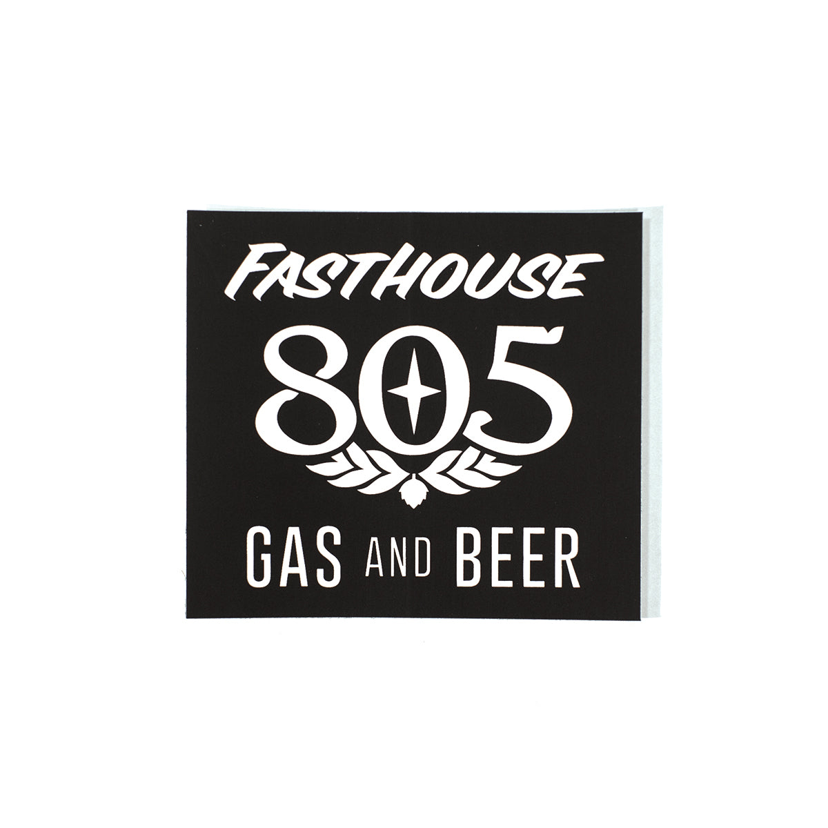 Fasthouse - Gas & Beer Sticker