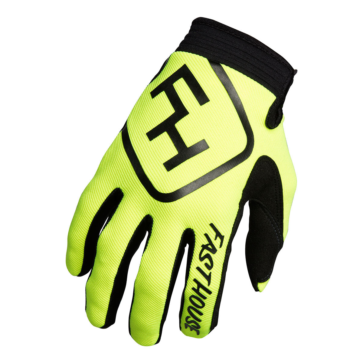 Fasthouse Speed Style Glove Yellow
