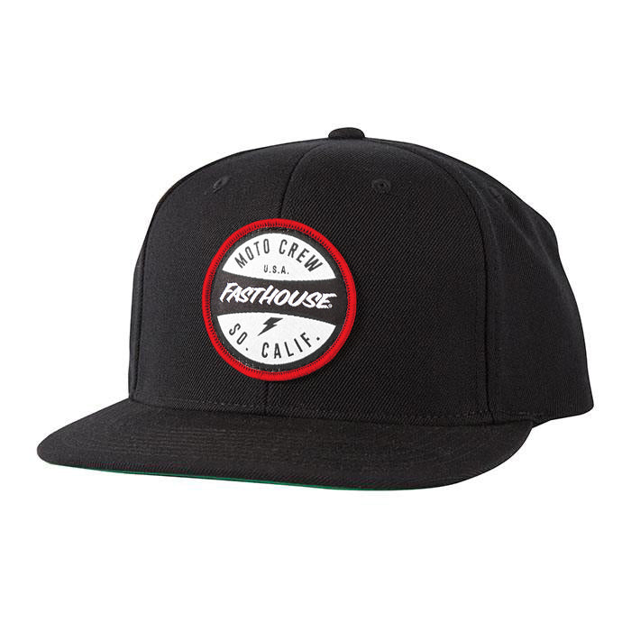 Fasthouse - So Cal Hat - Black/Red