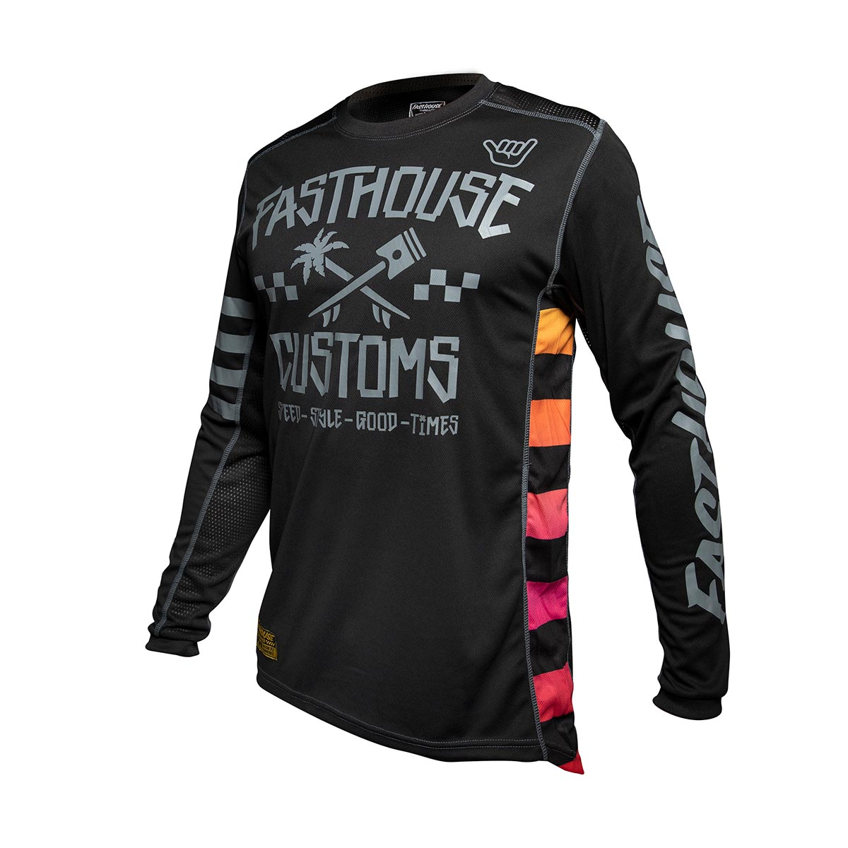 Fasthouse - Hawk Youth Jersey - Black