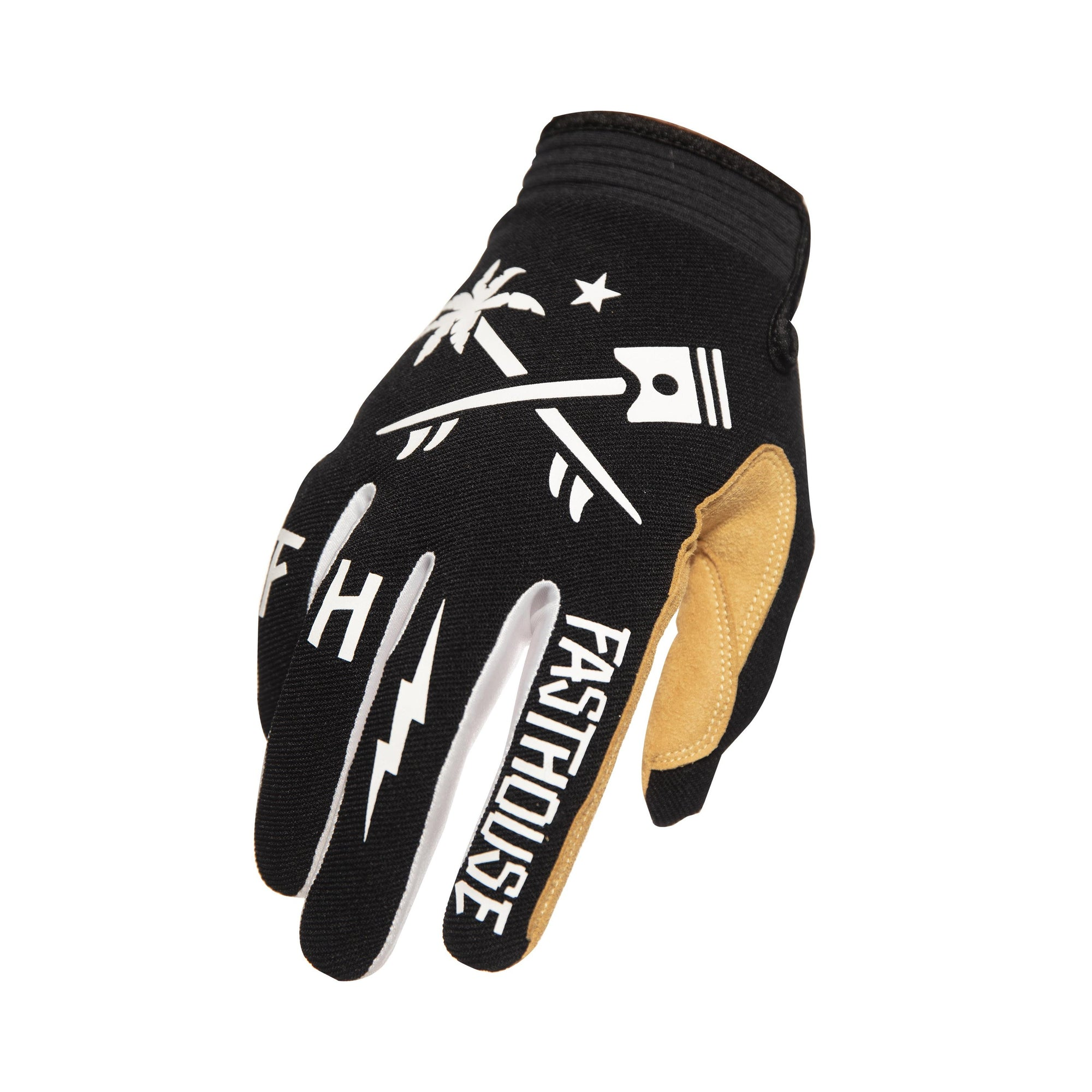 Fasthouse - Speed Style Hawk Youth Glove - Black