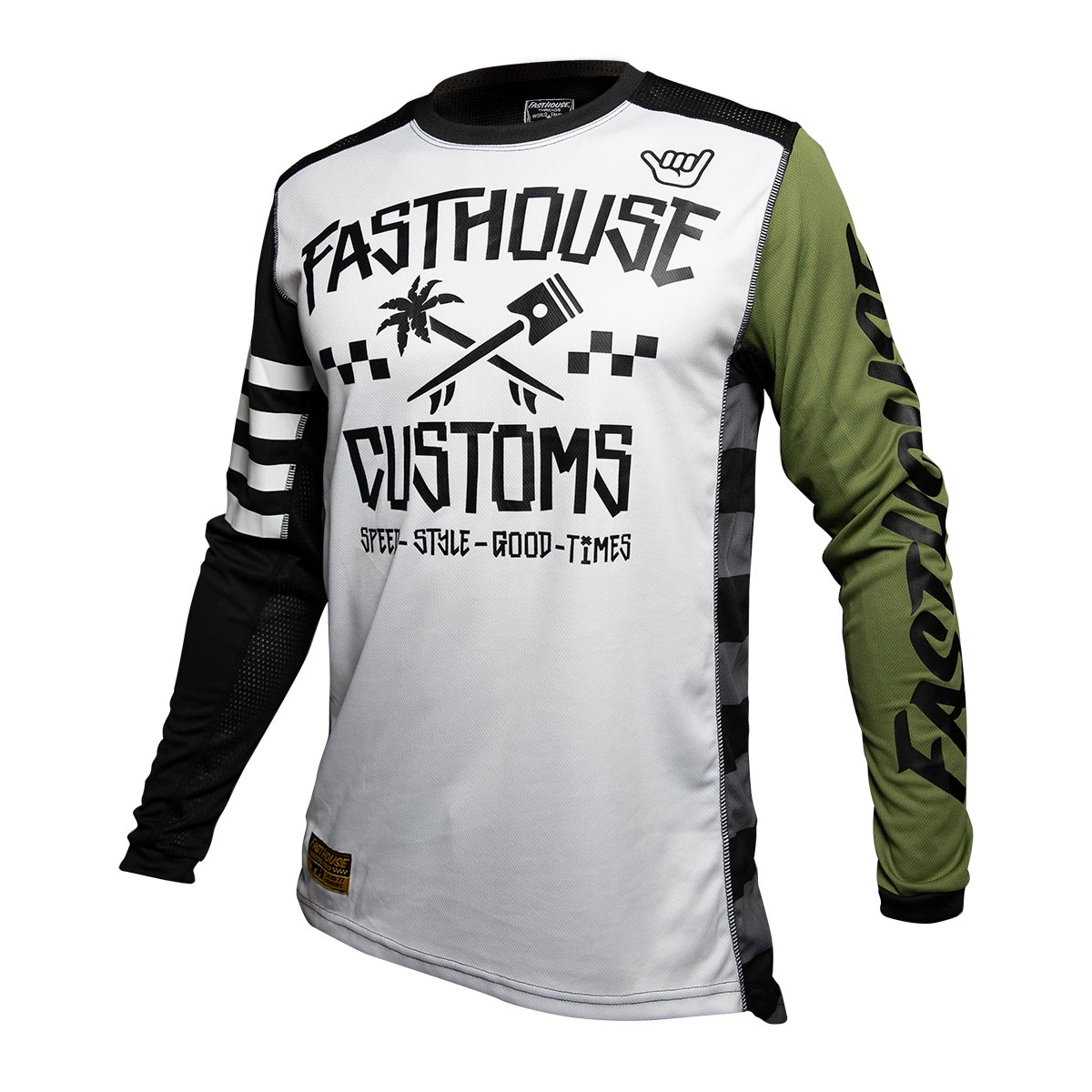 Fasthouse - Hawk Jersey - Olive