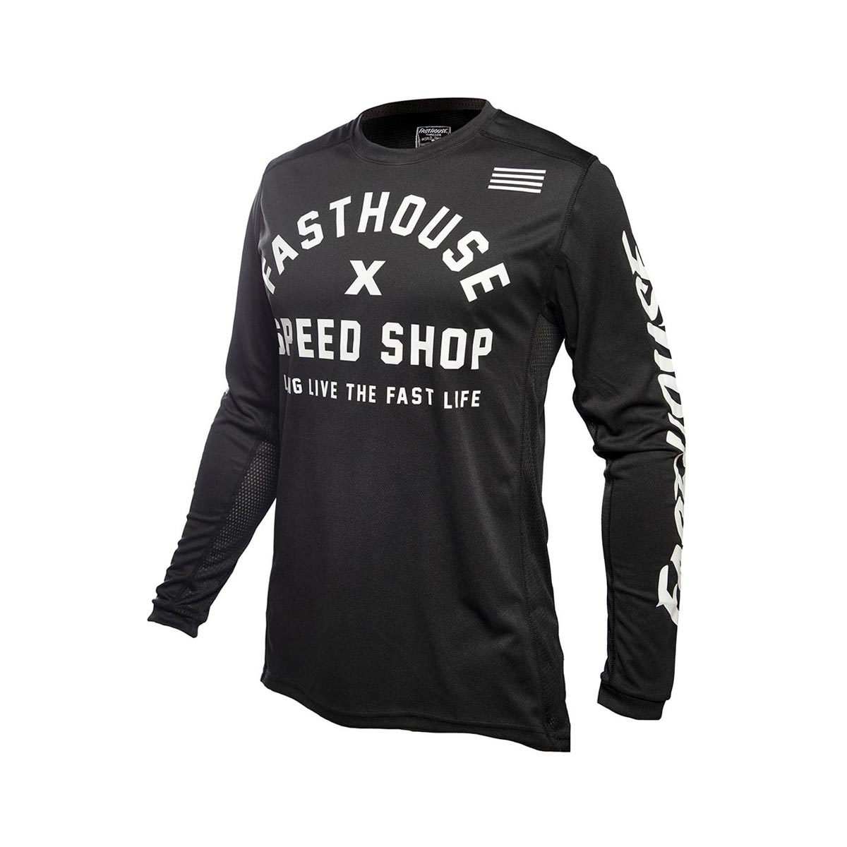 Fasthouse - Heritage Youth Jersey - Black