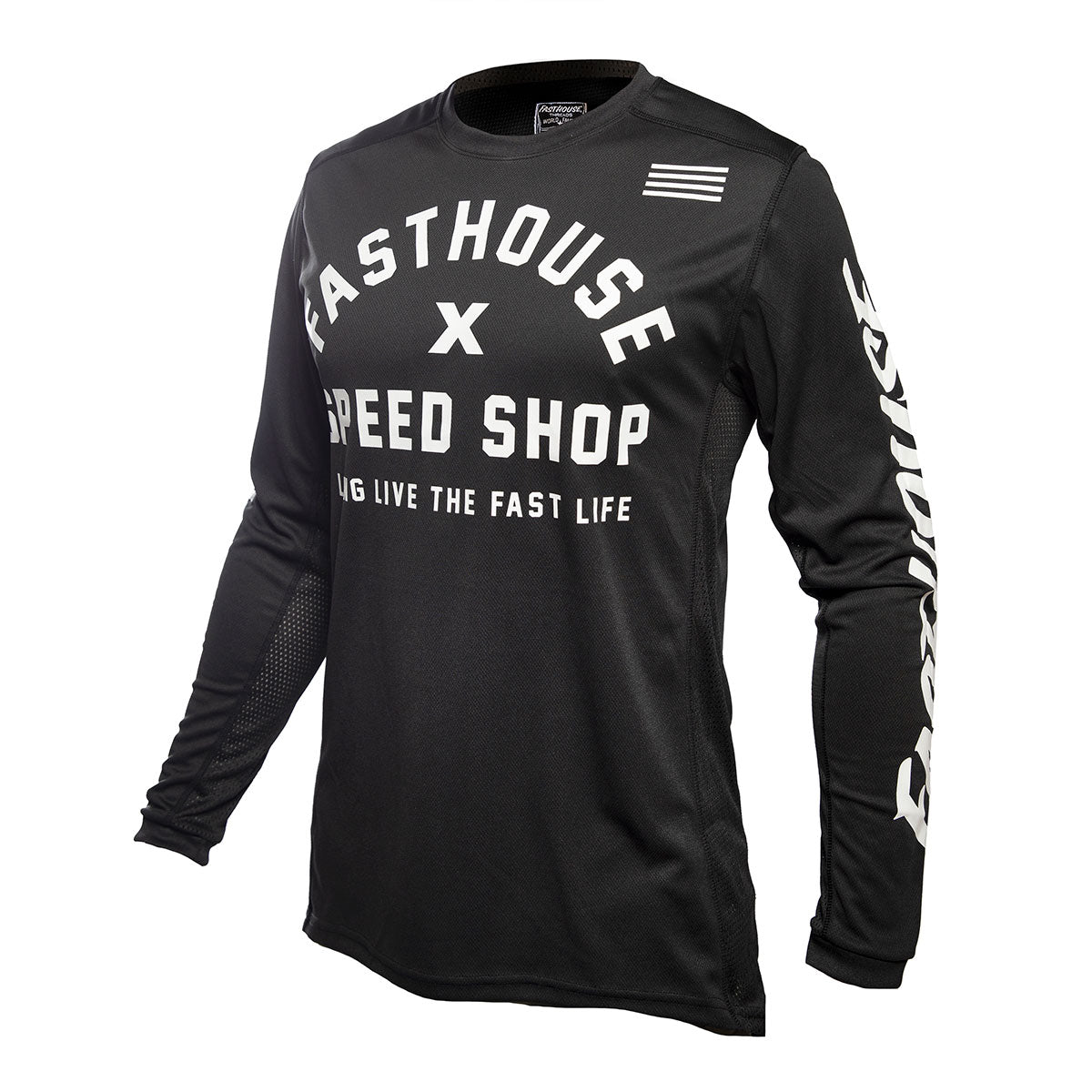 Fasthouse - Heritage Jersey - Black
