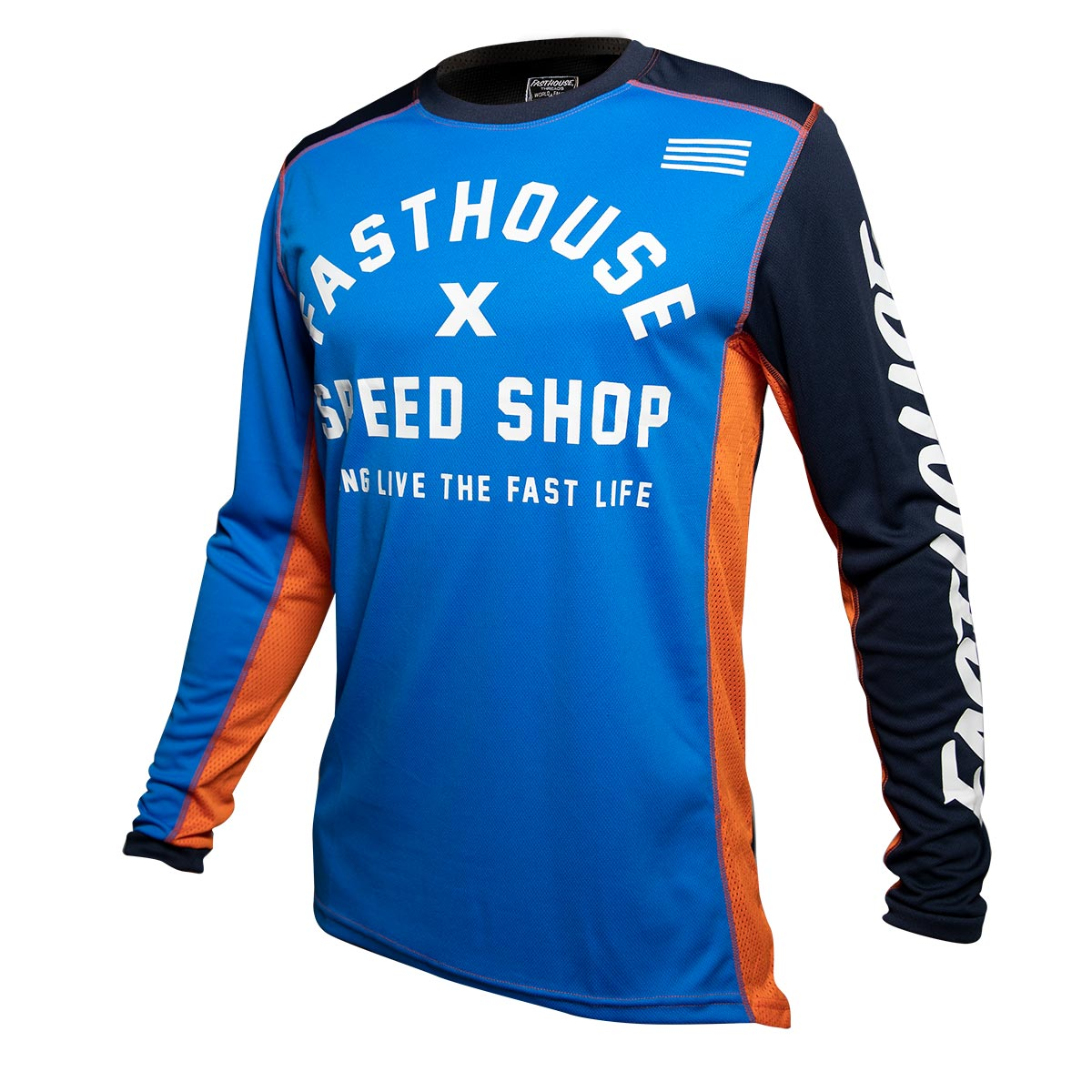 Fasthouse - Heritage Jersey - Blue