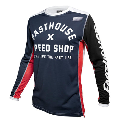 Fasthouse - Heritage Jersey - Navy