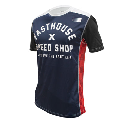 Classic Heritage SS Jersey - Navy