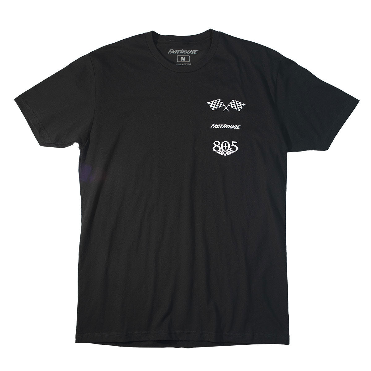 Fasthouse - 805 Hot Rod Tee - Black