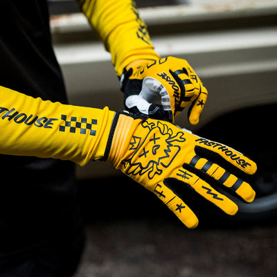 Speed Style Stomp Glove - Yellow