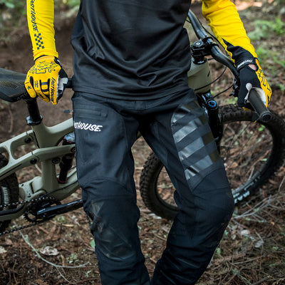 Fastline 2 Youth MTB Pants - Black