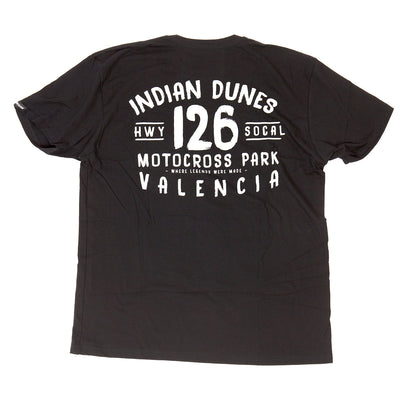 Fasthouse Indian Dunes 126 Black
