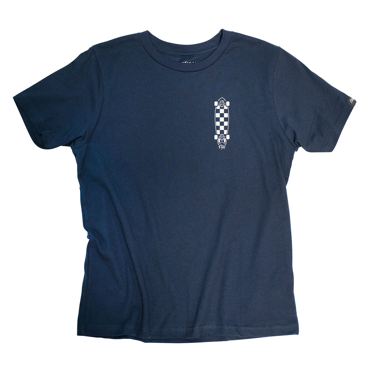 Indy Youth Tee - Navy