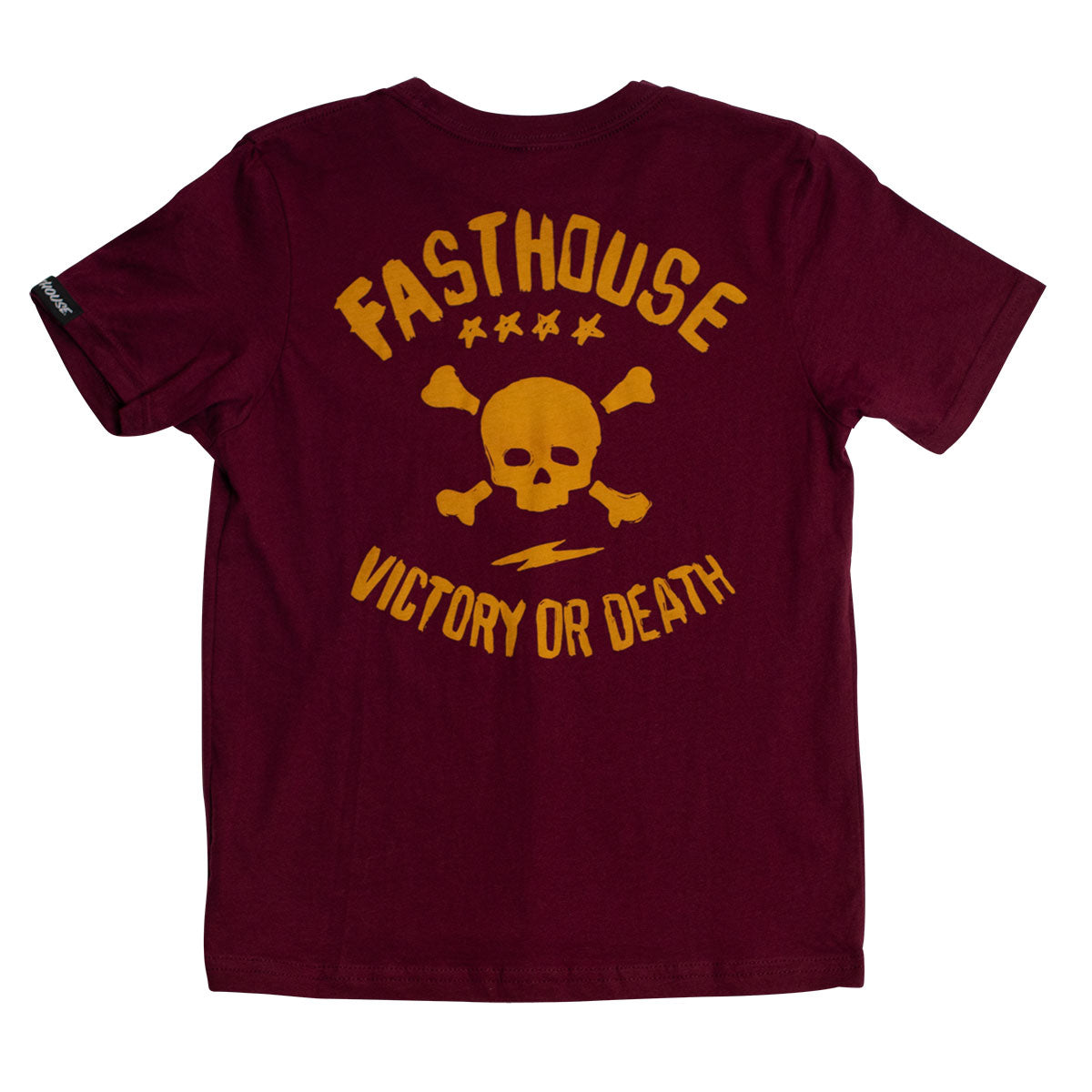 Instigate Youth Tee - Maroon