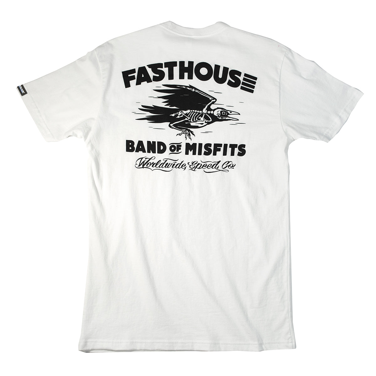 Fasthouse - Keeper Tee - White