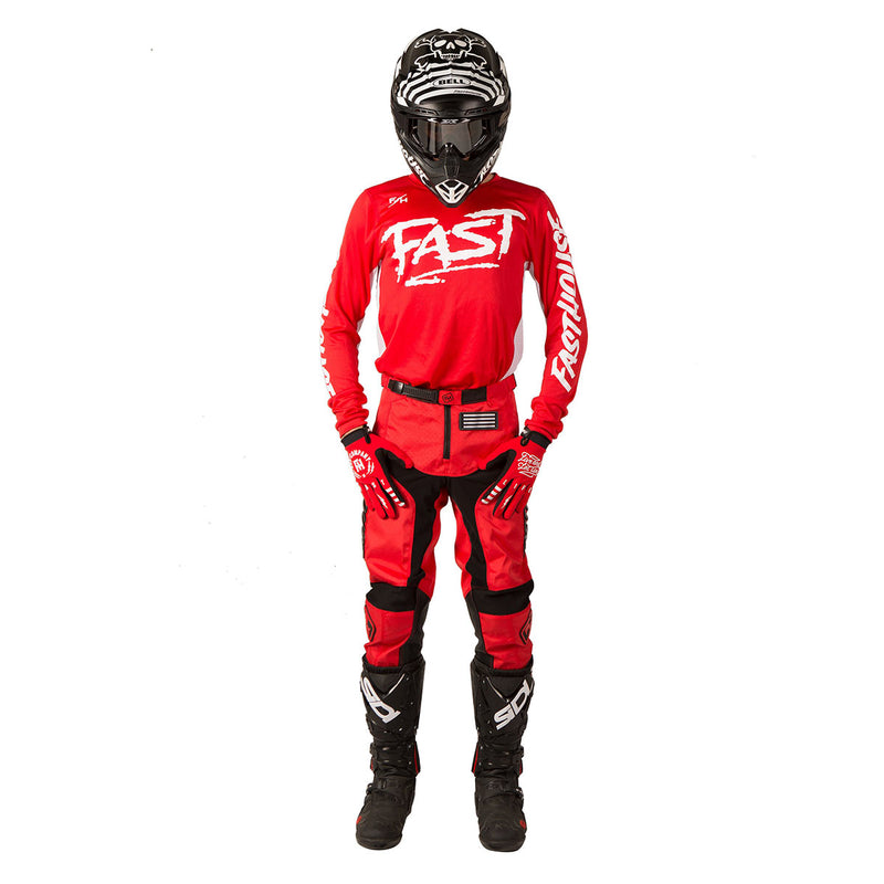 Fasthouse - Fast Jersey - Red