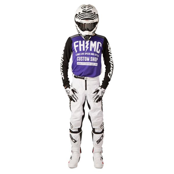 Fasthouse - Long Live MC Youth Jersey - Purple