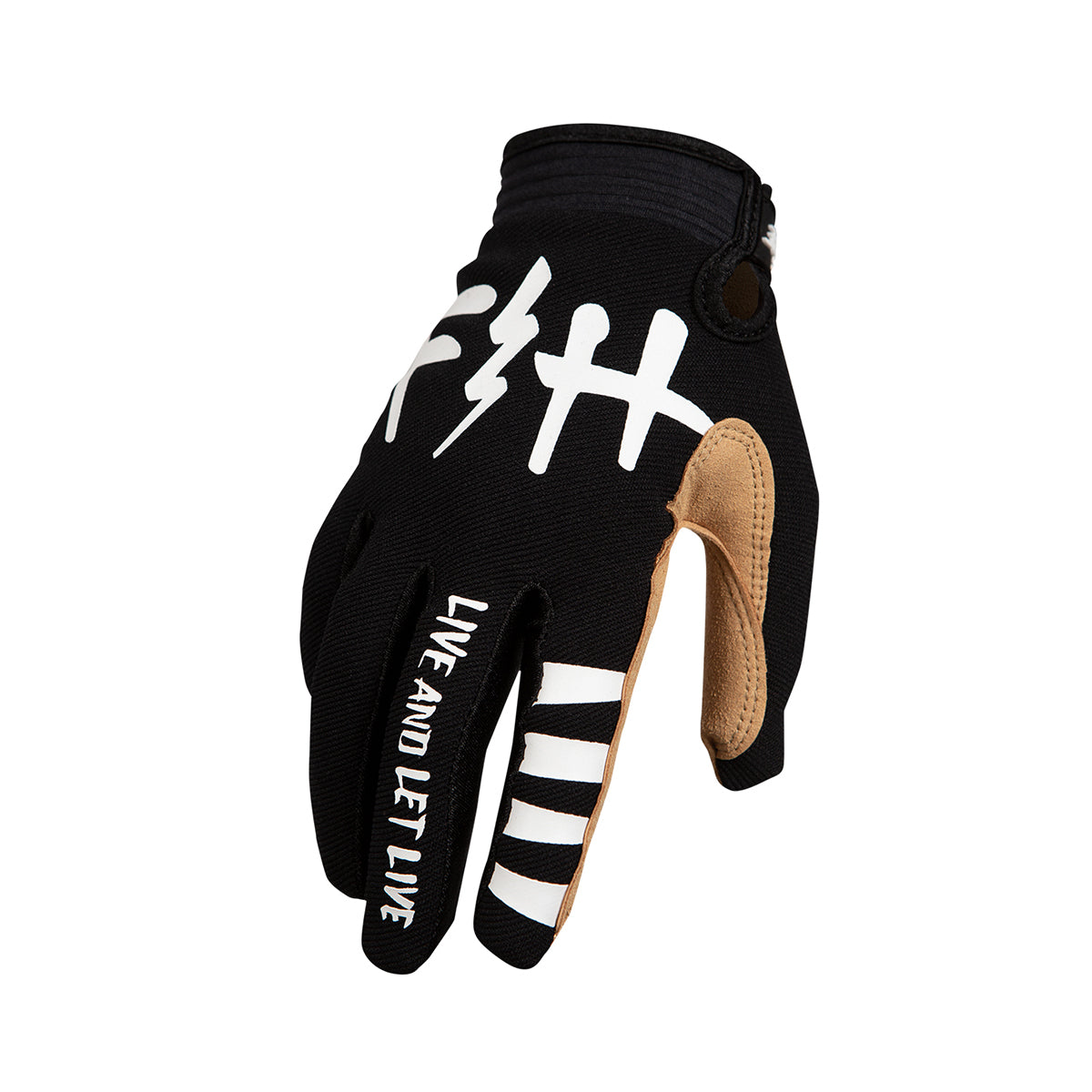 Fasthouse - Speed Style Let Live Youth Glove - Black