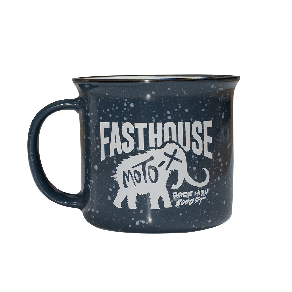Fasthouse - Mammoth Moto Mug 19 Grey