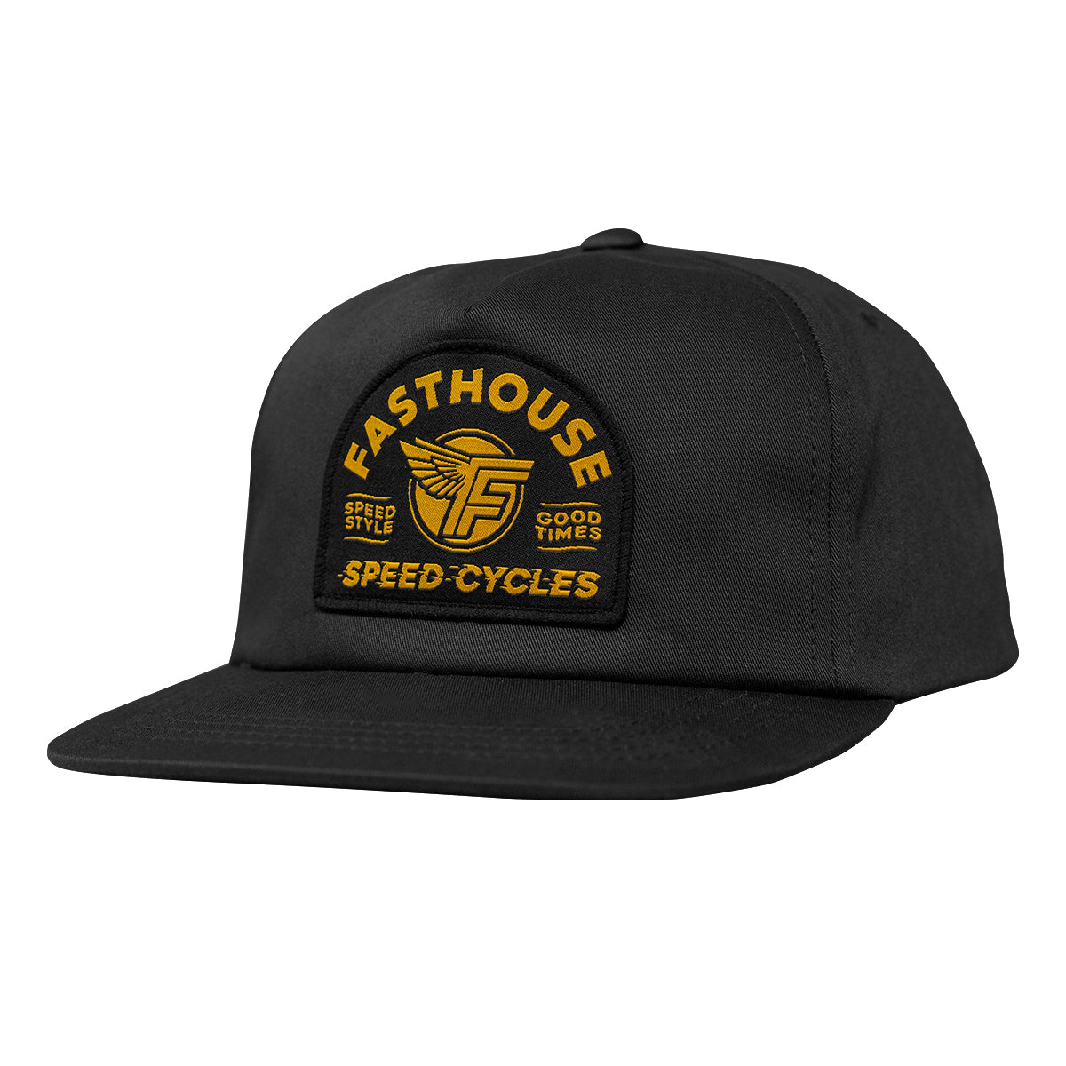 Fasthouse - Malen Hat - Black