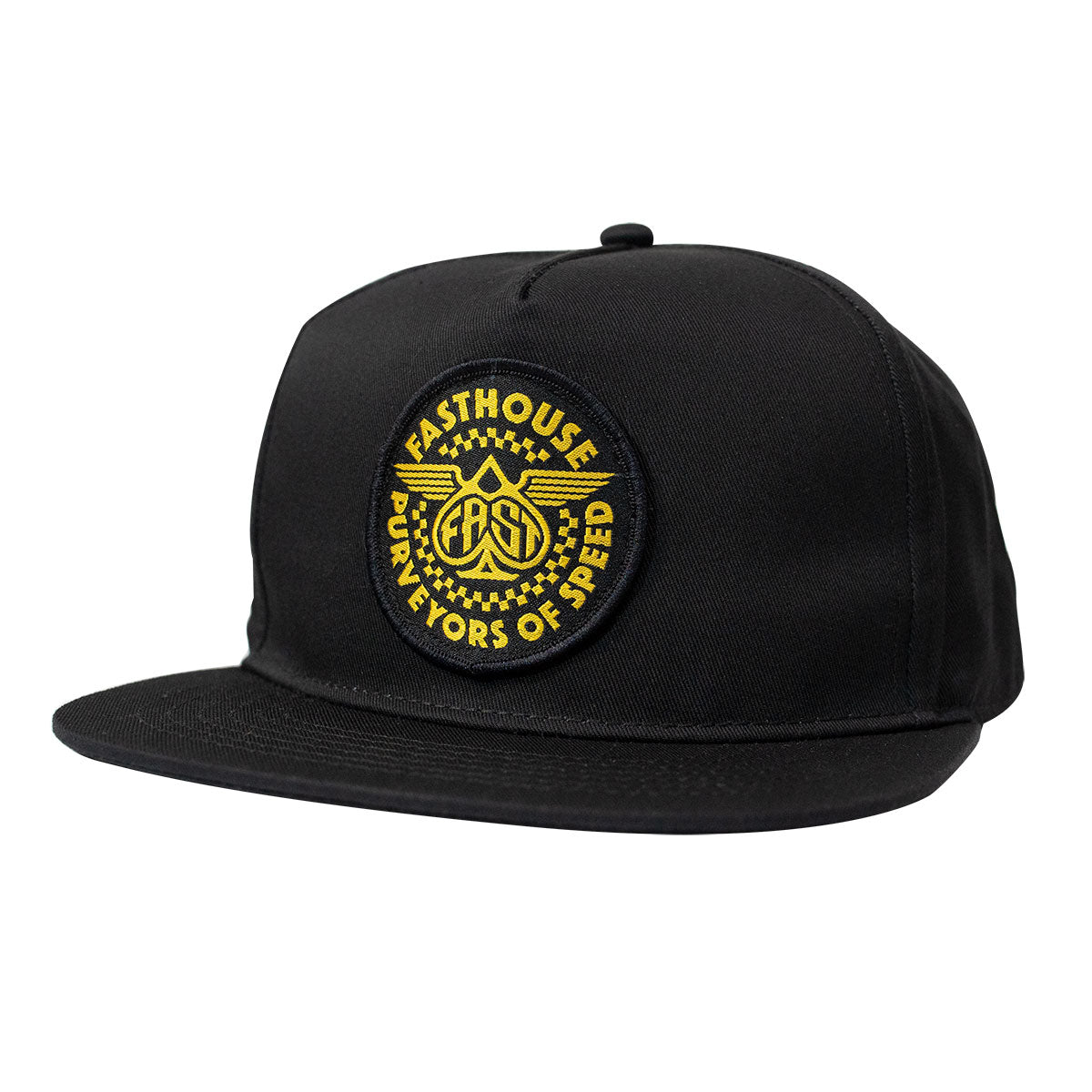 Fasthouse Maverick Hat - Black