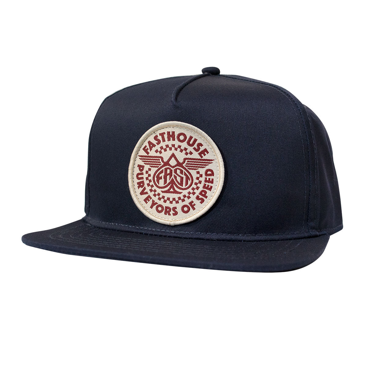 Fasthouse Maverick Hat - Navy