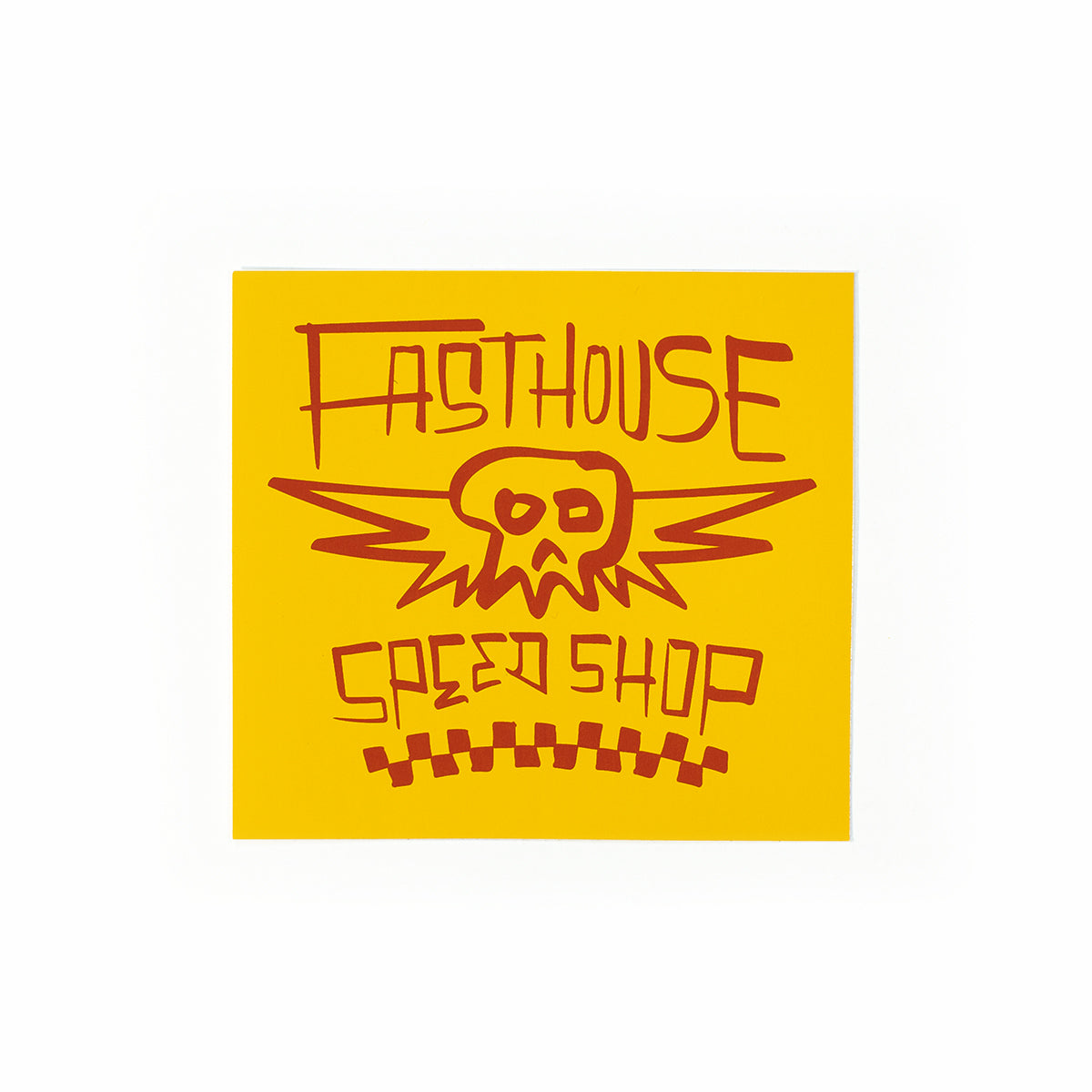 Fasthouse - Midway Sticker
