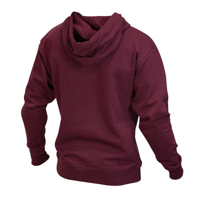 Fasthouse - Morris Hooded Pullover - Maroon