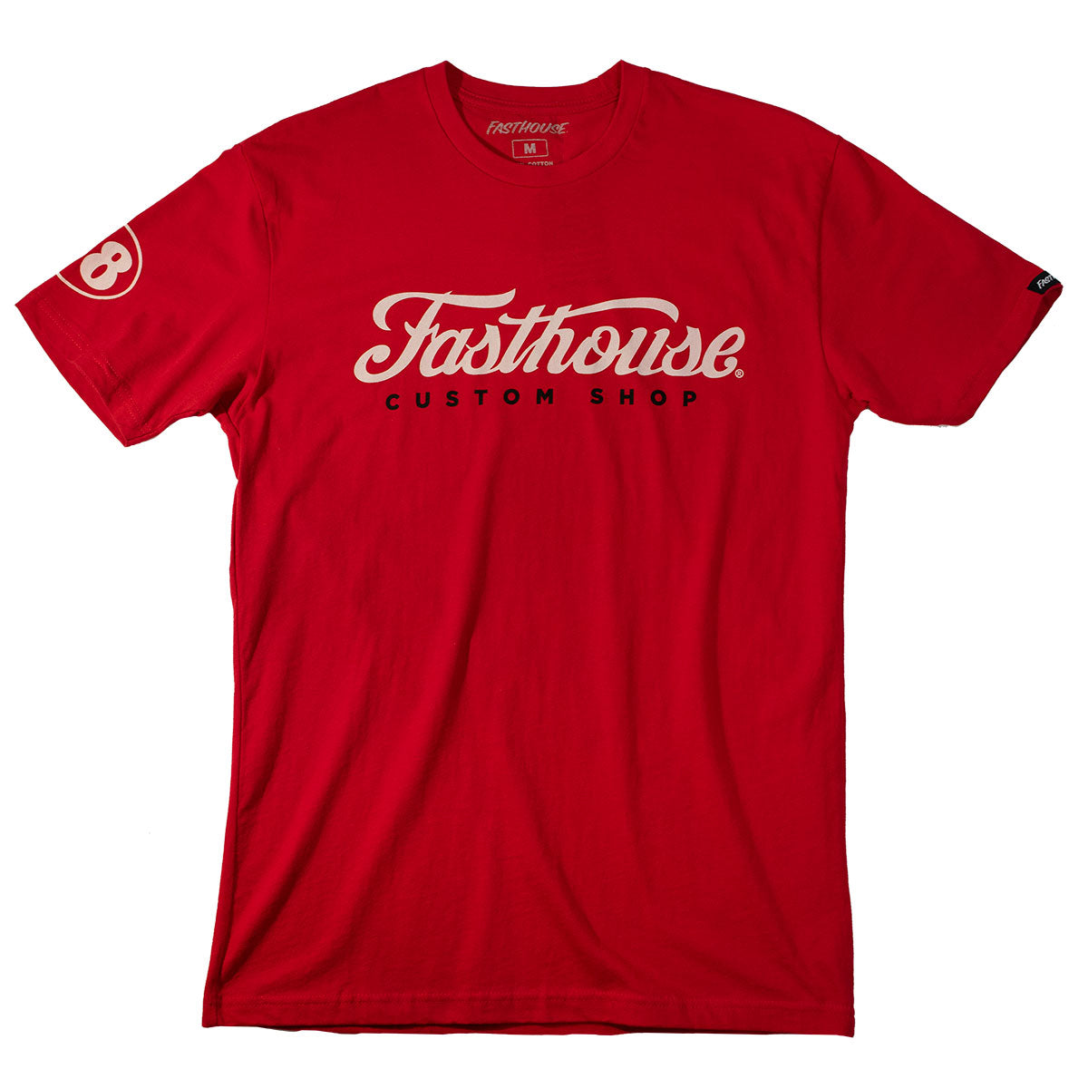 Fasthouse - Morris Tee - Red