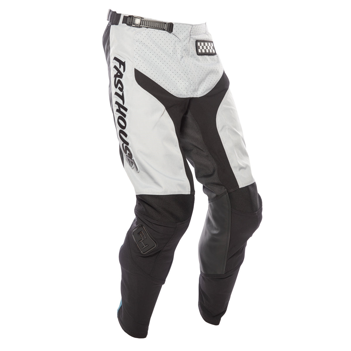 Grindhouse 2.0 Pant - Silver/Black