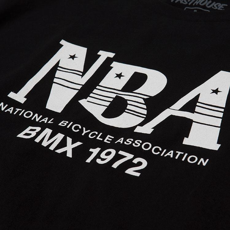 Fasthouse - BMX NBA Tee - Black