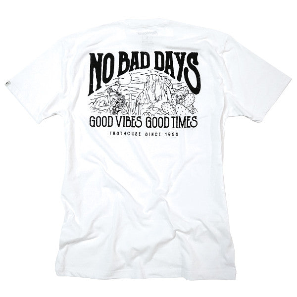 No Bad Days - White